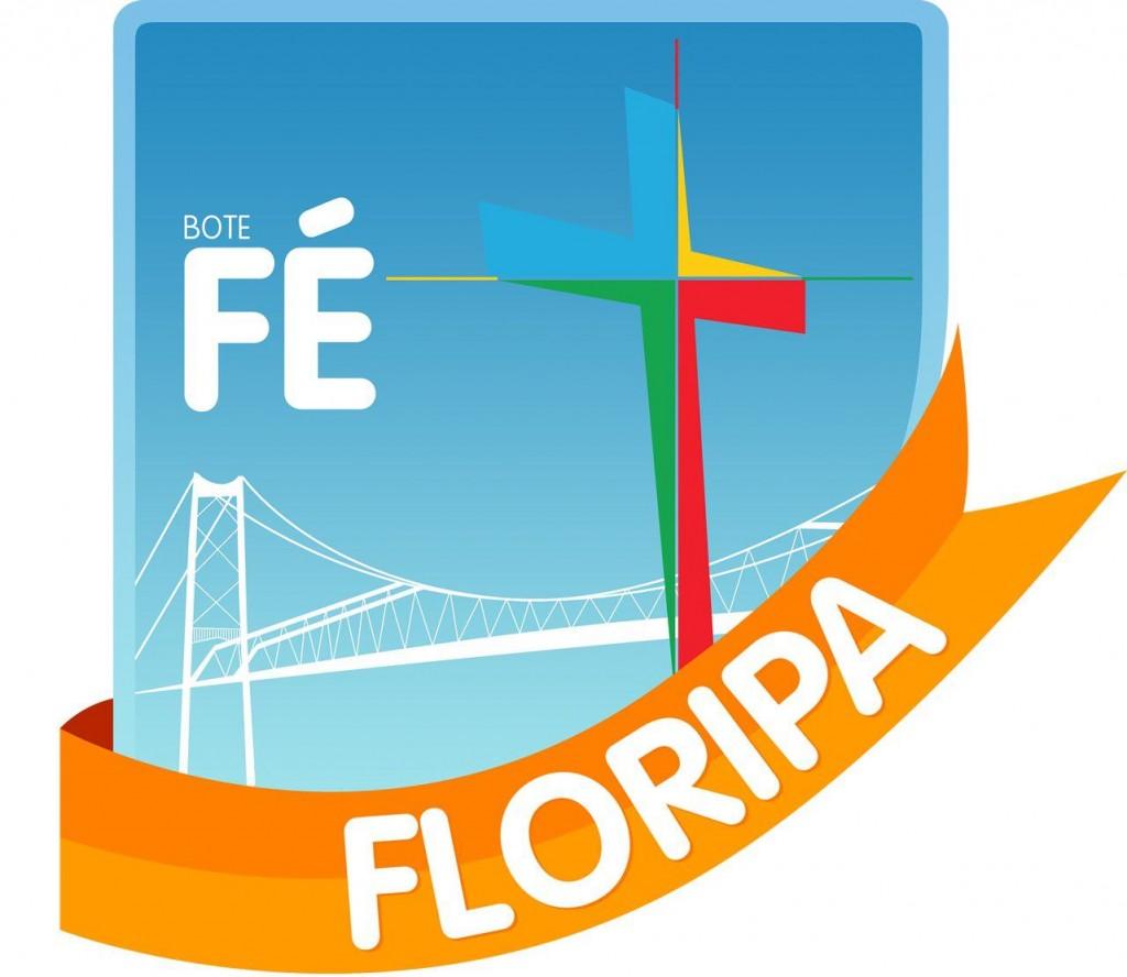 Cartaz do Bote Fé Florianópolis