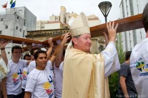 Peregrinação da Cruz e do Ícone de Nossa Senhora na Diocese de Criciúma