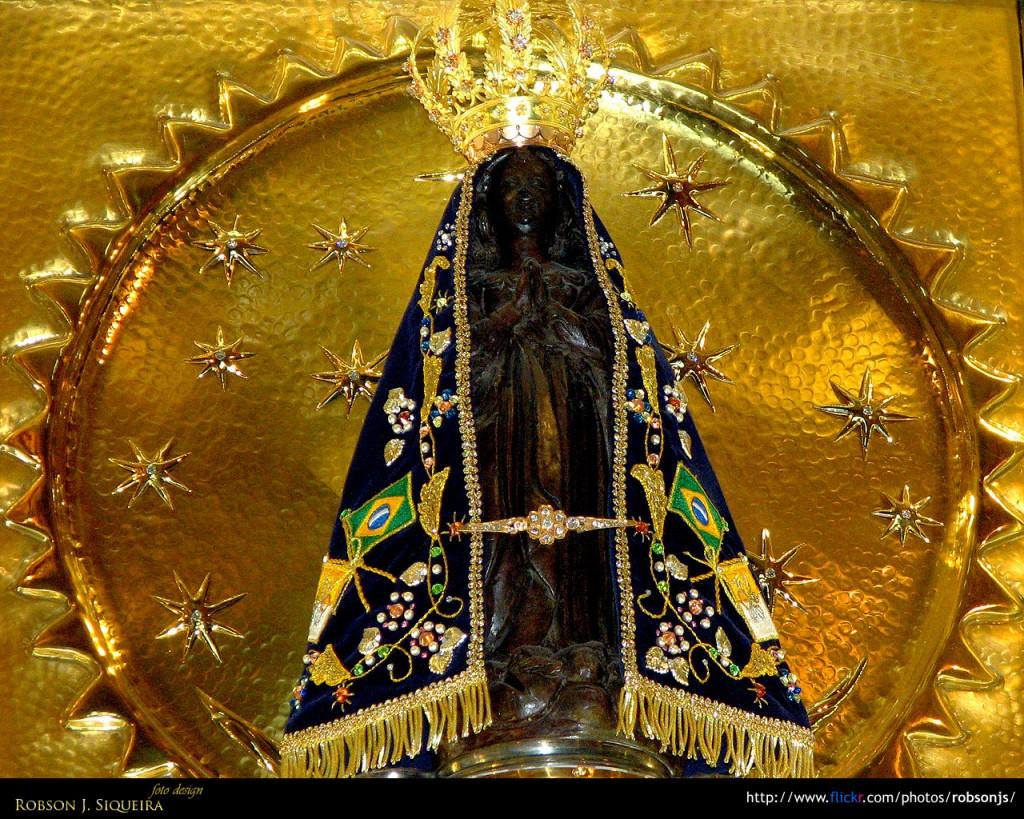 Nossa Senhora Aparecida Brasil: BRASIL SAGRADO,CORAÇÃO DO MUNDO