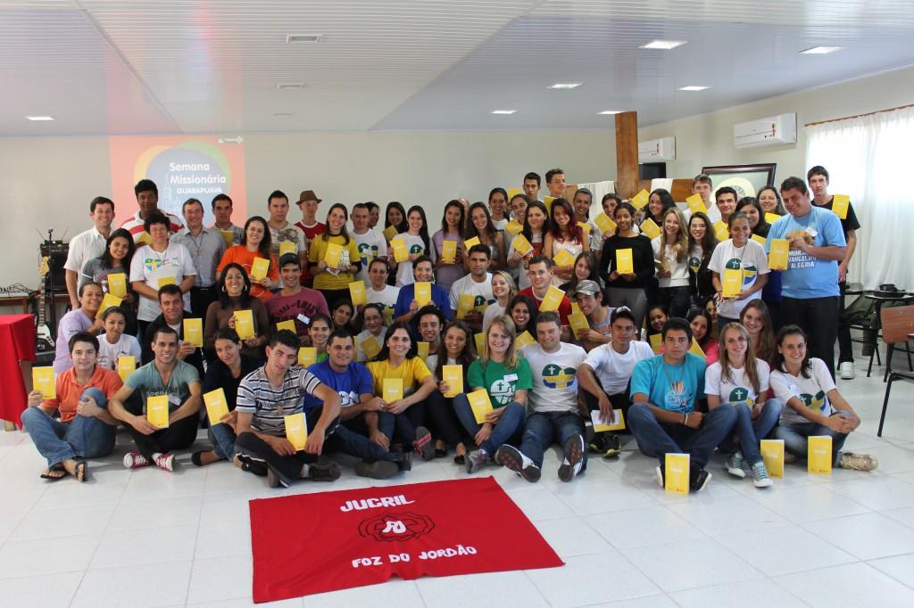 Setor Juventude Guarpuava Semana Missionária
