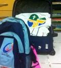 A mala para a JMJ: o que vai ter na sua? Foto: Lucas Monteiro