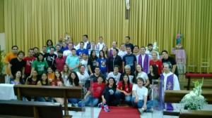 A Província Eclesiástica de Santa Maria reunida no fim de semana 29 e 30 de março, na cidade de Uruguaiana teve grandes oportunidades de aprendizado e preparação para a missão