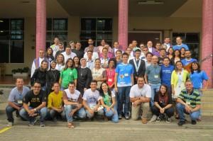 I Encontro Nacional de Jovens Líderes de Congregações - Junior Guzzo