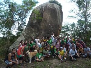 Momento de lazer e formação para os jovens do Setor Juventude de Niterói