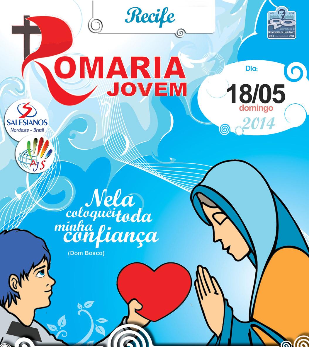 2014_CARTAZROMARIA_NOVAVERSA0_RECIFE