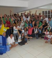 Jovens da Arquidiocese de Palmas