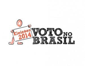 eleições 2014 - voto no brasil