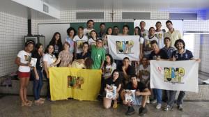Pastoral da Juventude do Meio Popular (PJMP)  de Goiania