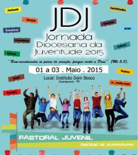 JDJ - Diocese de Guarapuava 2015