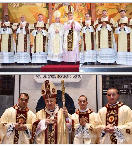 Foto: Arquidioceses de Niterói e Rio de Janeiro (montagem)