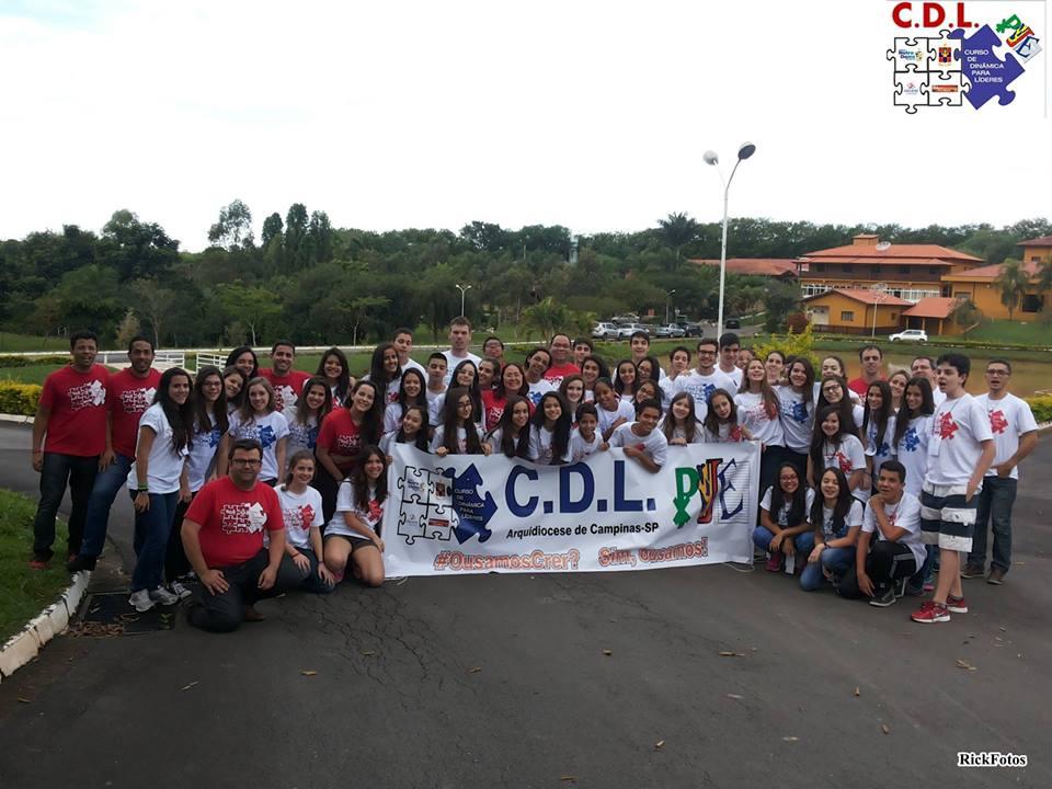 Alunos dos colégios Ave-Maria, Dom Barreto, NotreDame e São José participam do primeiro Curso de Dinâmica para Líderes promovido pela Arquidiocese de Campinas