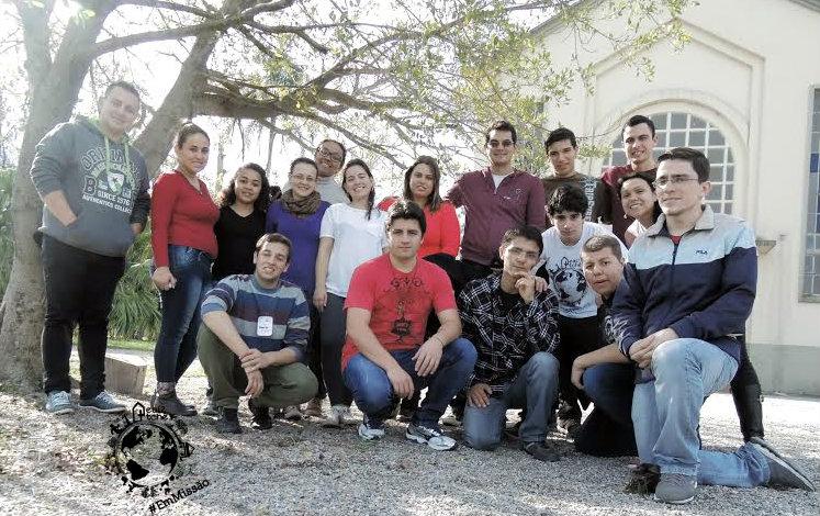 Jovens compartilham experiências e conhecimentos do Curso de Dinâmicas para Líderes