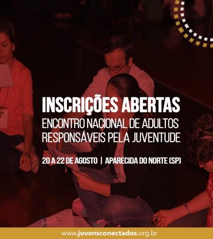 Post_FB_Encontro Nacional de Adultos Responsáveis pela Juventude 2
