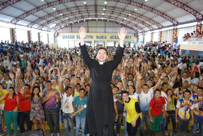 Jornada Vocacional vem reunindo mais jovens a cada ano