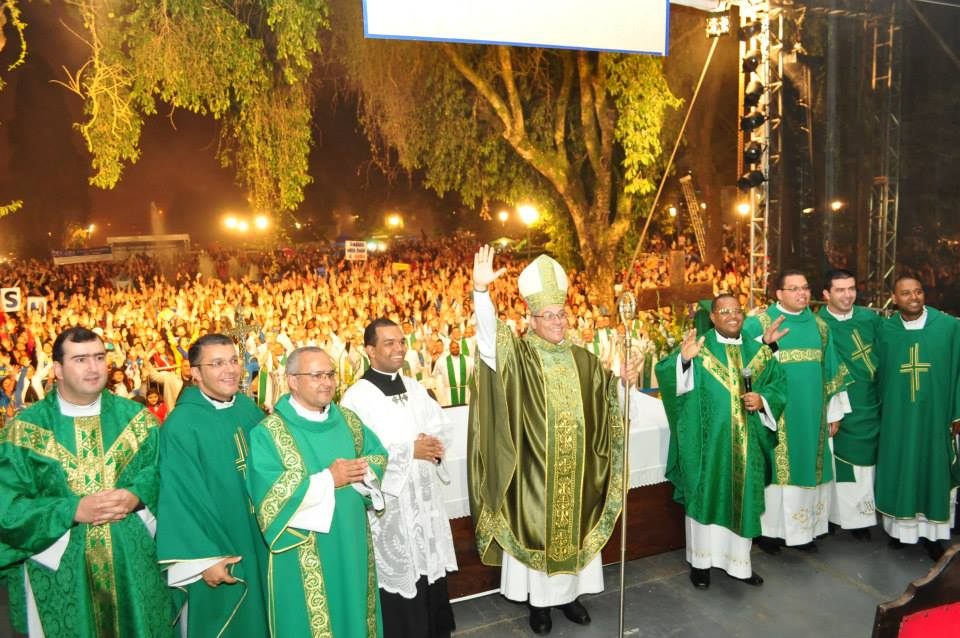 Adorai encerrou Jornada Diocesana da Juventude em Petrópolis (RJ)