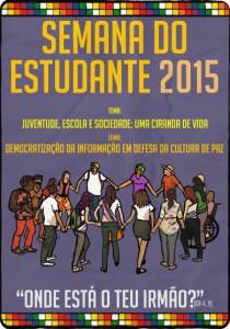 semana do estudante 2015