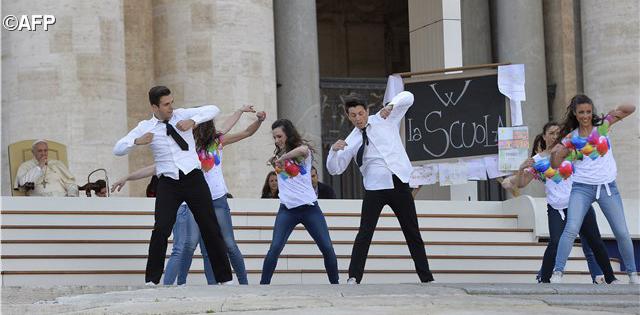 encontro mundial dos jovens consagrados no vaticano