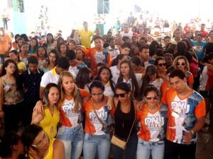 Foto: Setor Juventude Diocese de Paulo Afonso